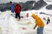氷紋まつり鏡野町