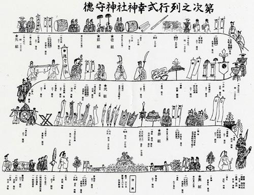 徳守神社秋季大祭2008